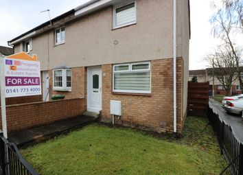 Thumbnail 2 bed end terrace house for sale in Ardargie Drive, Carmyle