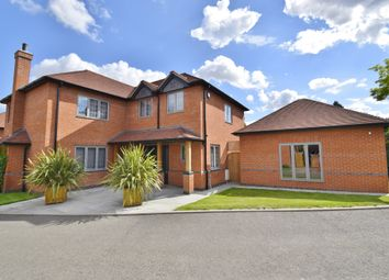 Thumbnail 4 bed detached house for sale in 6 Arley Gardens, East Leake