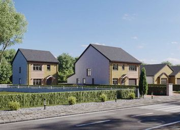 Thumbnail 3 bedroom detached house for sale in Plot 1, Penygroes Road, Gorslas