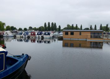 Thumbnail 2 bed houseboat for sale in Sawley Marina, Long Eaton