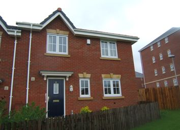 Thumbnail 4 bed semi-detached house to rent in Birkby Close, Hamilton, Leicester