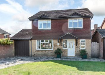 Thumbnail 4 bed detached house for sale in Pinecrest Gardens, Orpington, Kent