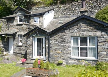 Thumbnail 1 bed cottage for sale in North Cottage, Studio House, Lake Road, Ambleside