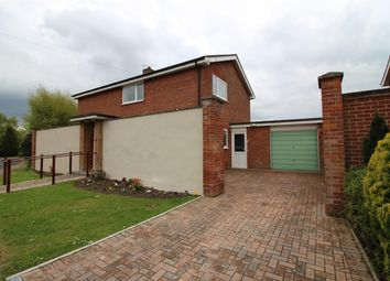 Thumbnail 4 bed detached house for sale in Old Hall Gardens, Brooke, Norwich