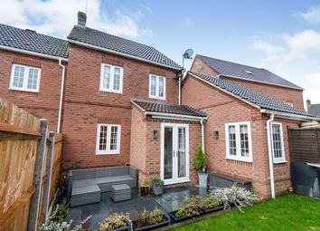 Thumbnail 3 bed semi-detached house for sale in Wedderburn Avenue, Beggarwood, Basingstoke, Hampshire