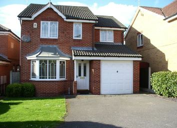 Thumbnail 4 bed detached house for sale in Thornhill Drive, South Normanton, Alfreton
