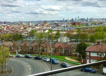 Thumbnail 2 bed flat to rent in Warrington Street, Birkenhead