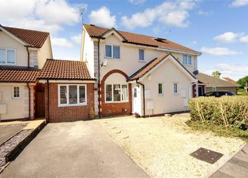 Thumbnail 3 bed semi-detached house for sale in Pheasant Close, Covingham, Wiltshire