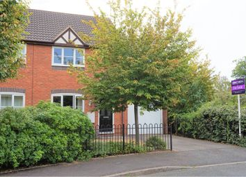 Thumbnail 2 bed end terrace house for sale in Montgomery Road, Leamington Spa
