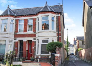 3 bed semi-detached house for sale in Inverness Place, Roath CF24
