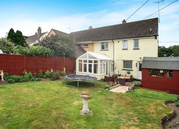 Thumbnail 3 bed semi-detached house for sale in Middlefield Cottages, East Stoke, Wareham