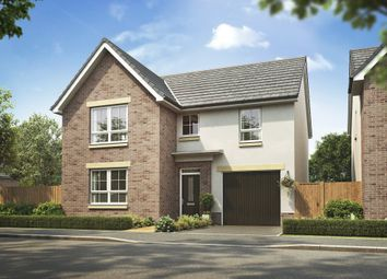 "Thumbnail 4 bed detached house for sale in ""Falkland"" at Haddington"