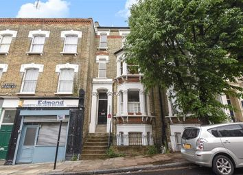 Thumbnail 3 bed flat to rent in Gascony Avenue, London