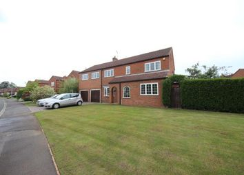 Thumbnail 5 bed detached house for sale in Brown Moor Road, Stamford Bridge, York, East Riding Yorkshire