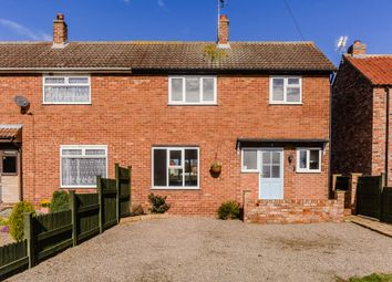 Thumbnail 3 bed semi-detached house for sale in Thornton Le Clay, York, Yorkshire