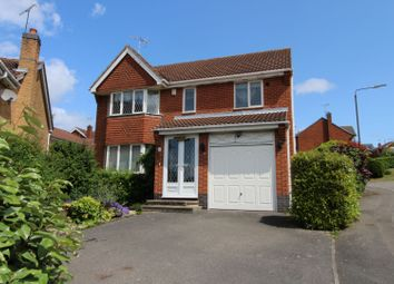Thumbnail 4 bedroom detached house for sale in Fairburn Croft Crescent, Barlborough, Chesterfield