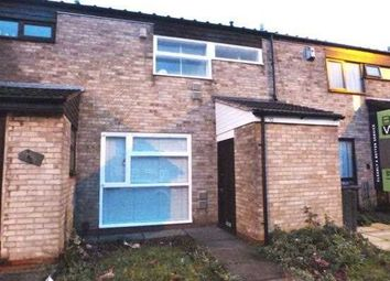 Thumbnail 2 bed terraced house to rent in St Giles Road, Tile Cross, Birmingham