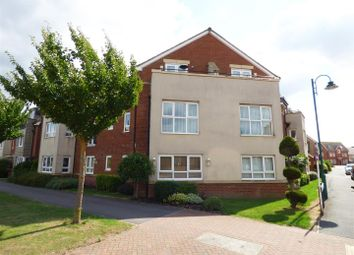 Thumbnail 2 bed flat for sale in Mid Water Crescent, Hampton Vale, Peterborough