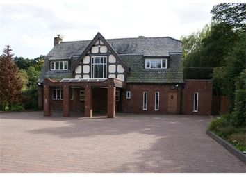 Thumbnail 5 bed detached house for sale in Hale Road, Hale Village, Liverpool