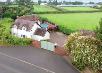 Thumbnail 3 bed detached house for sale in Ivetsey Bank Cottage, Wheaton Aston, Stafford
