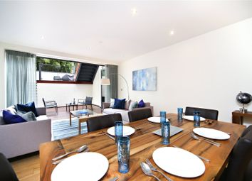 Thumbnail 3 bed end terrace house for sale in Tasso Road, Barons Court, London
