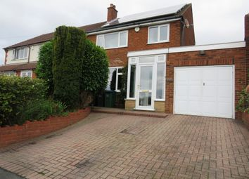 Thumbnail 3 bedroom semi-detached house for sale in Dudley Road, Rowley Regis