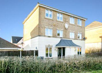 Blunt Road, Beggarwood, Basingstoke RG22. 4 bed town house for sale