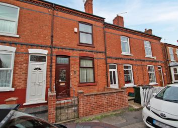 Thumbnail 3 bed terraced house for sale in Furlong Avenue, Arnold, Nottingham