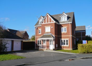 Thumbnail 5 bed detached house to rent in Mottram Drive, Stapeley, Nantwich