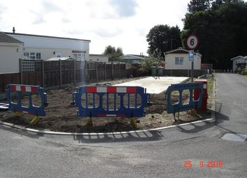 Thumbnail 2 bedroom mobile/park home for sale in Newton Park Homes, Newton St. Faith, Norwich