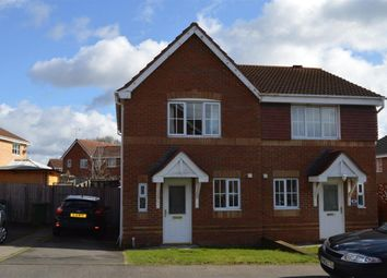 Thumbnail 2 bed semi-detached house to rent in Towpath Close, Longford, Coventry