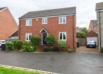 Thumbnail 4 bed detached house for sale in Lawdley Road, Coleford