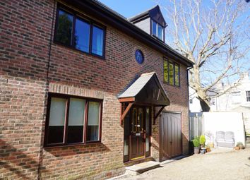Thumbnail 4 bed semi-detached house for sale in Woodbury Park Road, Tunbridge Wells