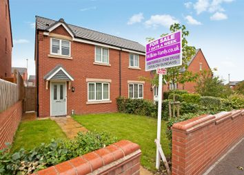 Thumbnail 3 bed semi-detached house for sale in Sheffield Road, Stonegravels, Chesterfield