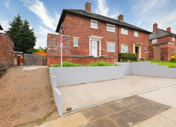 Thumbnail 2 bed semi-detached house for sale in Bowden Wood Crescent, Sheffield