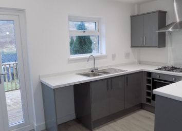 Thumbnail 2 bed semi-detached house for sale in Maeshafod, Blaina, Abertillery. NP133Ht