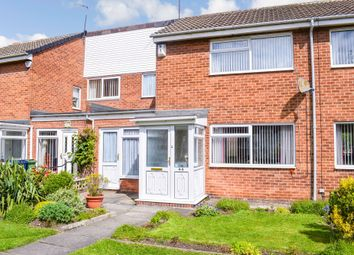 Thumbnail 3 bedroom terraced house for sale in Salters Close, Gosforth, Newcastle Upon Tyne