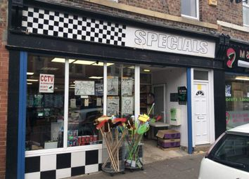 Thumbnail Retail premises for sale in Adelaide Terrace, Benwell, Newcastle Upon Tyne