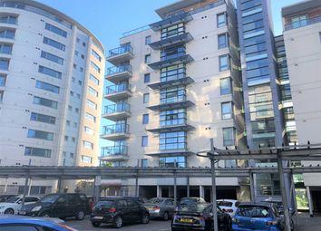 Thumbnail 1 bed flat to rent in Maxim Tower, Mercury Gardens, Romford