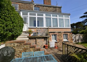Thumbnail 2 bed flat for sale in St. Georges Hill, Perranporth, Cornwall