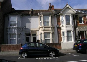 Thumbnail 3 bed terraced house for sale in Haslemere Road, Southsea