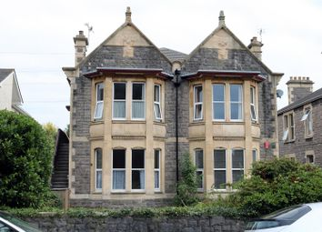 Thumbnail 1 bedroom flat for sale in Clarence Road East, Weston-Super-Mare