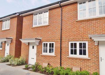 Thumbnail 2 bedroom end terrace house to rent in Longhurst Avenue, Highwood, Horsham