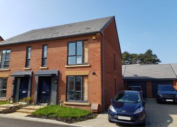 Thumbnail 3 bed semi-detached house for sale in Nightjar Road, Bordon