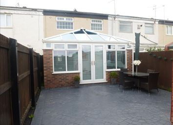 Thumbnail 3 bed town house for sale in Maryport Close, Liverpool