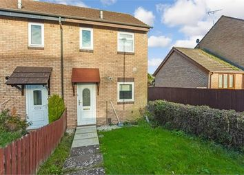 Thumbnail 2 bed terraced house to rent in Mellons Close, Bradley Barton, Newton Abbot, Devon.