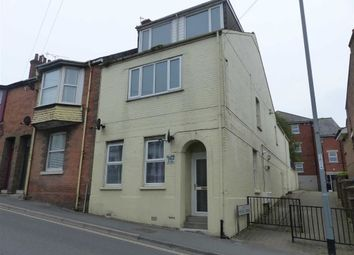Thumbnail 1 bed flat for sale in 12 Rodwell Road, Weymouth, Dorset