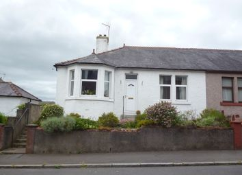 Thumbnail 3 bed semi-detached house for sale in 1 Cardoness Street, Dumfries