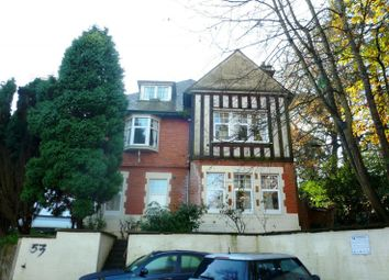 Thumbnail 1 bed flat to rent in Cleddon, St Peters Road, Bournemouth