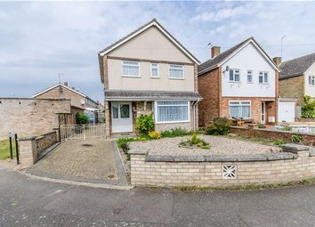 Thumbnail 3 bed detached house for sale in Chelwood Road, Cherry Hinton, Cambridge